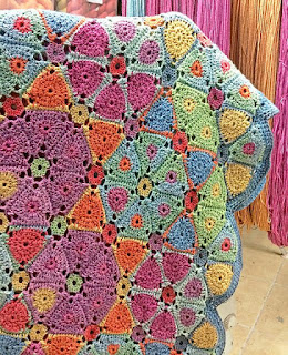 square hexágono manta