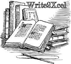 Write2Xcel: New Writing Prompts...