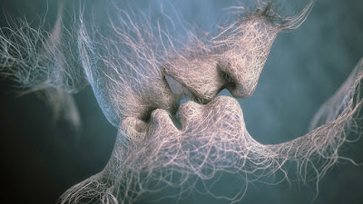 love-sculpture-kiss-faces-wires-wallpaper-1920x1080