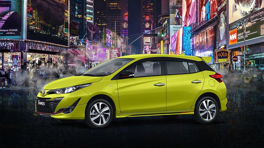 Harga Mobil Toyota New Yaris