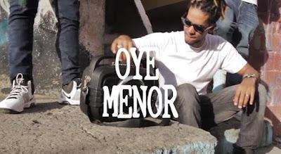#Video @MrManyaoRD & @Realh2_ - Oye Menor (Video Oficial)