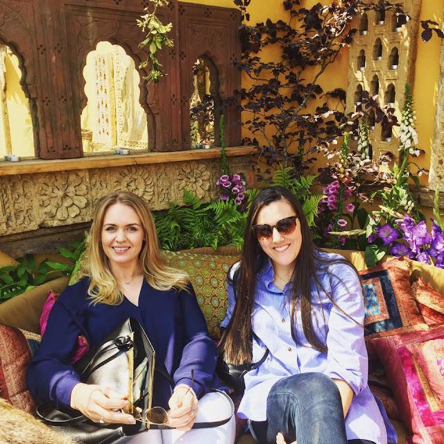 Garden chelsea flower show