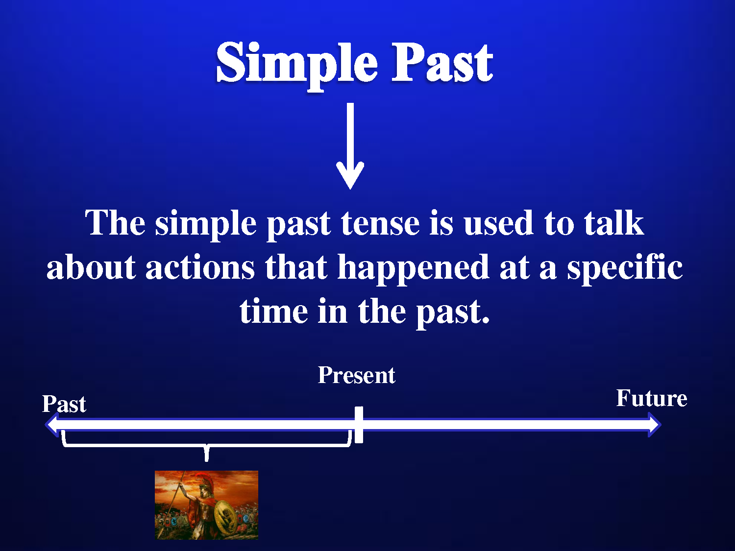 My English Pages Online Simple Past Rules Amp Examples