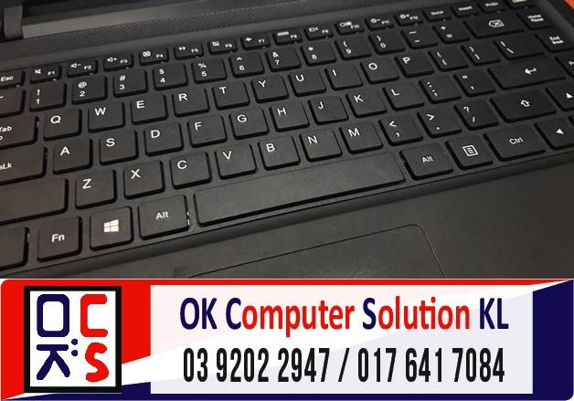 [SOLVED] MASALAH KEYBOARD LENOVO 80RK | REPAIR LAPTOP CHERAS 1