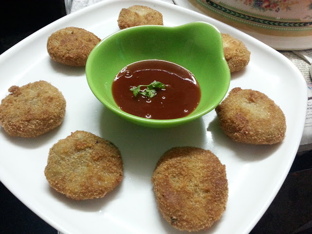 Bread cutlet ,recipe , Easy bread ,cutlet ,snacks