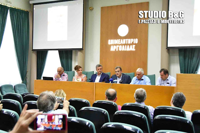 Στην Αργολίδα φέτος η 2η Περιφερειακή Έκθεση Πελοποννησος Expo (βίντεο)