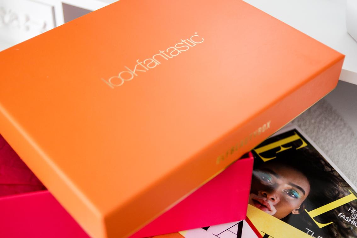 && Lookfantastic - majowy beautybox &&
