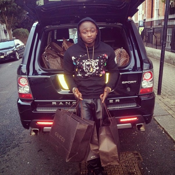 Sean Tizzle Denies Bleaching, Says It's Evidence Of Good Living