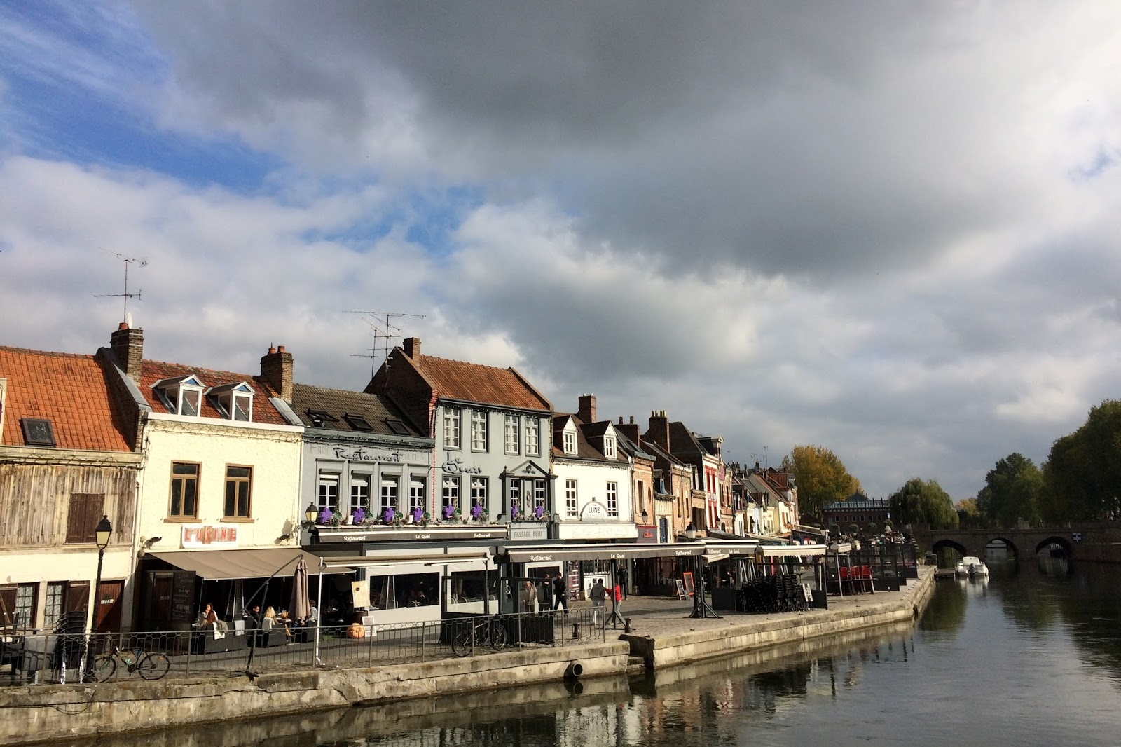 an afternoon in amiens
