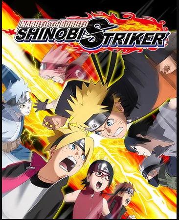 Game Naruto to Boruto: Shinobi Striker DLC