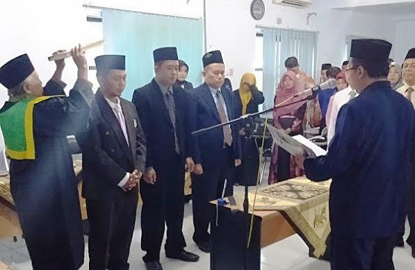 "Kembali Menjabat Rektor IANU Kebumen, Dr Imam Satibi ""Kami hanyalah butiran debu"""