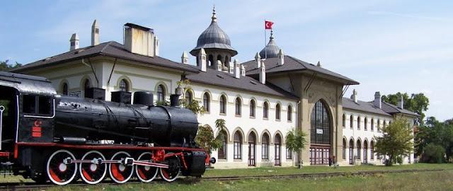 Karaagac-Tren-istasyonu