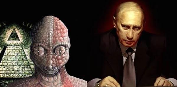 ΞΕΣΠΑΣΜΑ ΠΟΥΤΙΝ: Χαρακτήρισε ο Πούτιν την άρχουσα τάξη του κόσμου ως ερπετοειδή ;