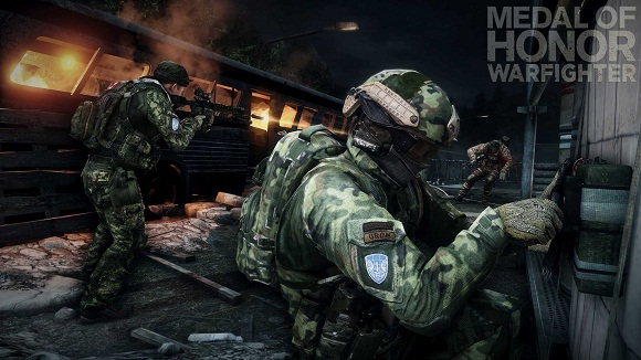 Medal of Honor Warfighter PC Free Download Screenshot 1
