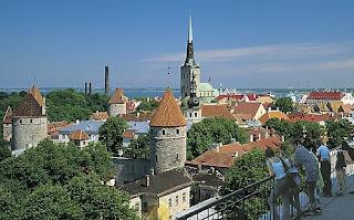 Tarvitseeko Tallinnaan Passin