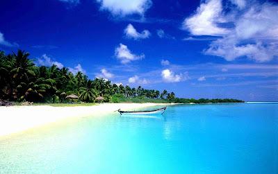 Lokasi Pantai Liang