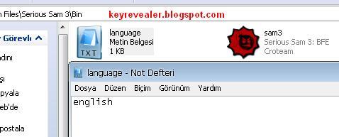 Serious Sam 3 BFE Russian to English Language Change | PC