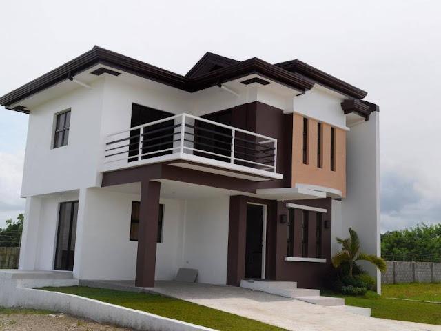 Kombinasi warna cat tembok rumah minimalis