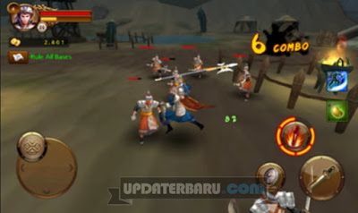 The Heroes Of Three Kingdoms APK gratis