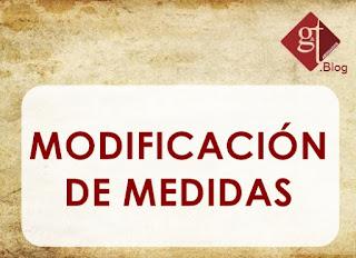 ABOGADOS LOGROÑO MODIFICACION MEDIDAS