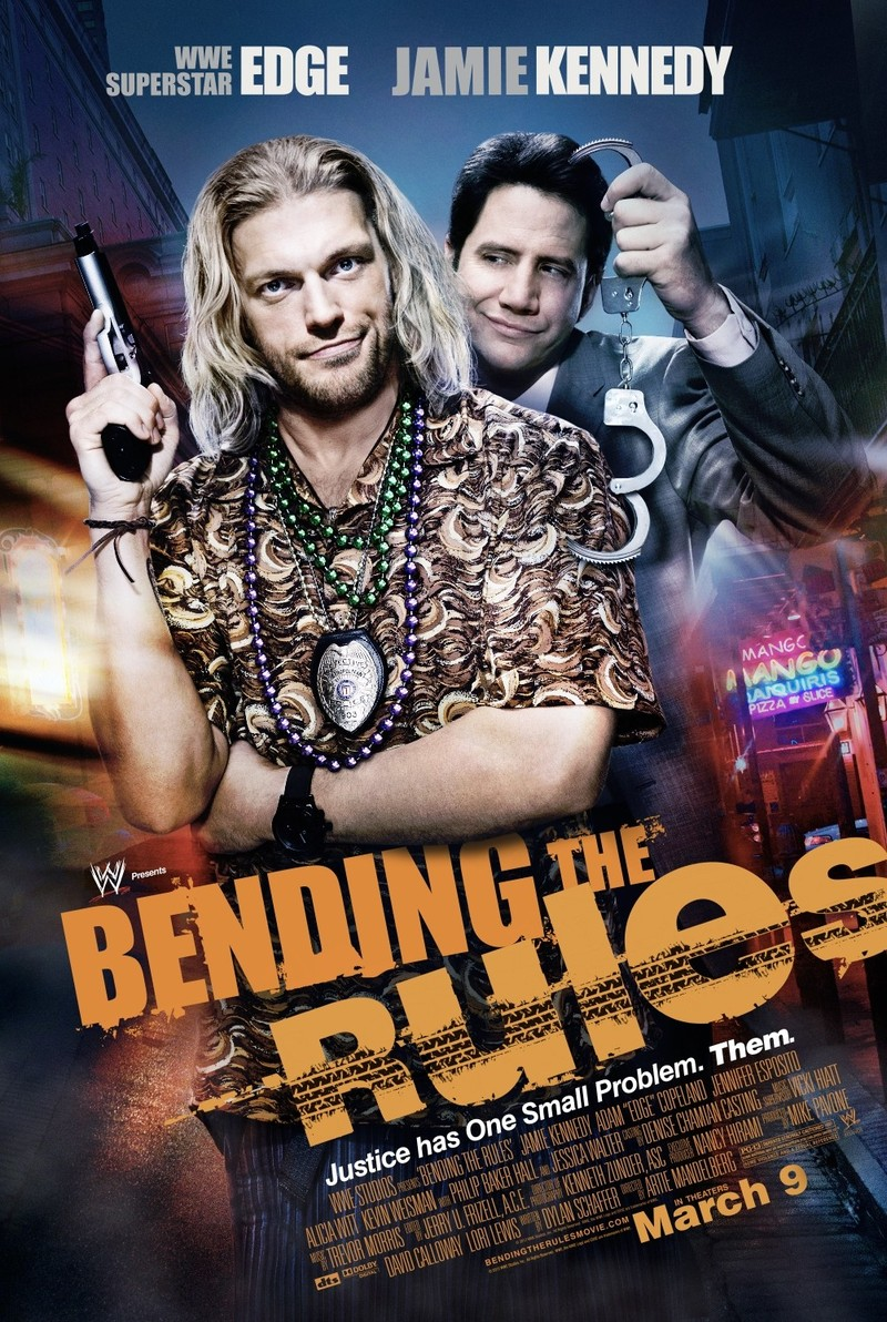 Waiching's Movie Thoughts & More : Movie Review: Bending The Rules