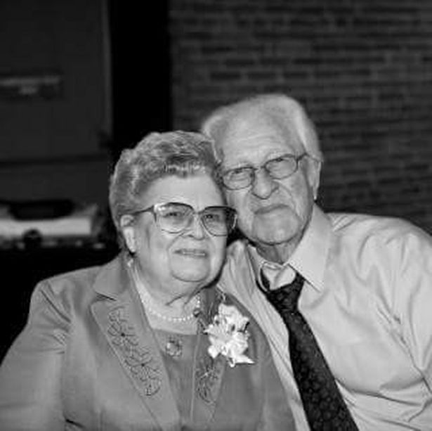 Marriage: Couple Married 64-Years Hold Hands As They Die Minutes Apart