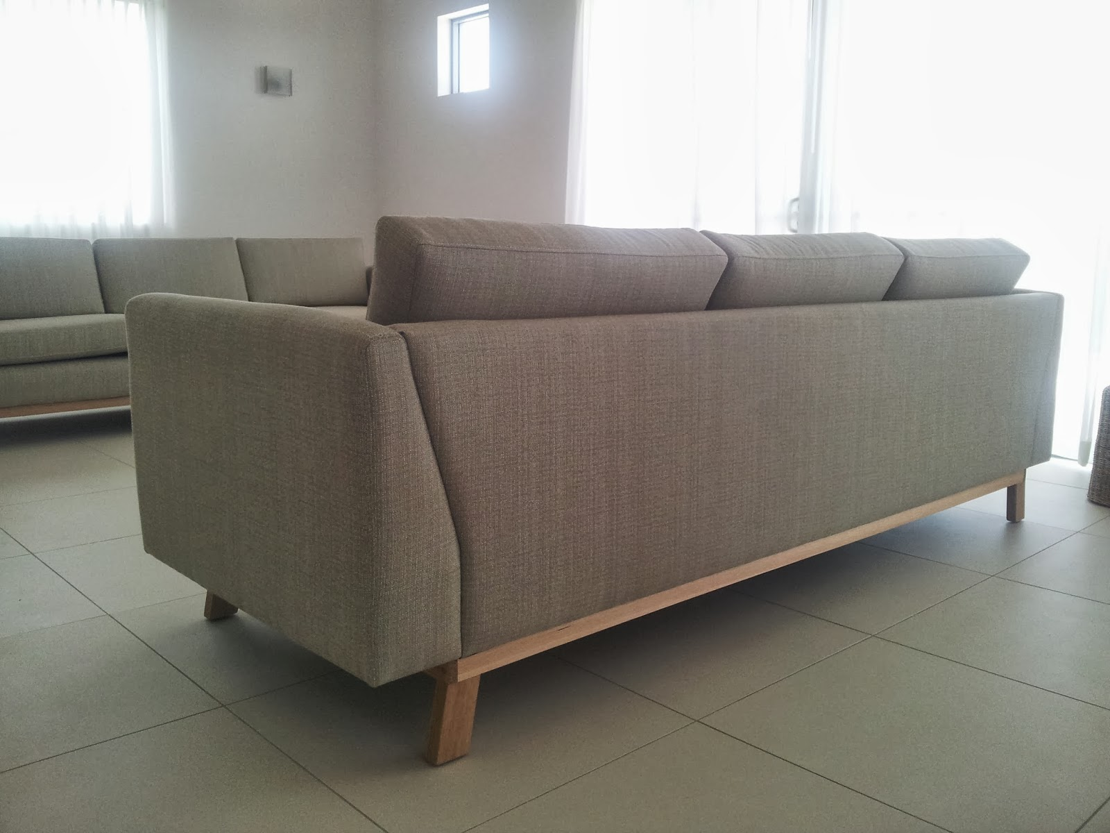 Sofa Beds Sydney Fantastic Furniture Sofab Faith Small Scale Sectional Tomato Australian Made Sofas | Brokeasshome.com
