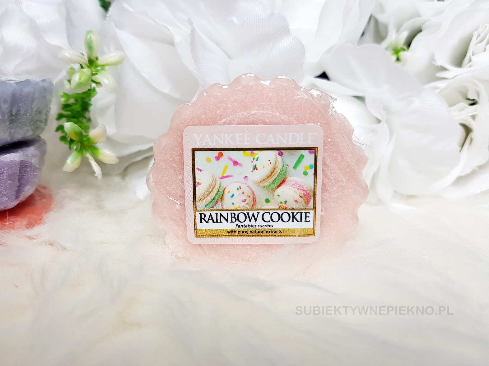 Rainbow Cookie i Sweet Nothings Yankee Candle | Kolekcja Q1 2018 Enjoy the Simple Things