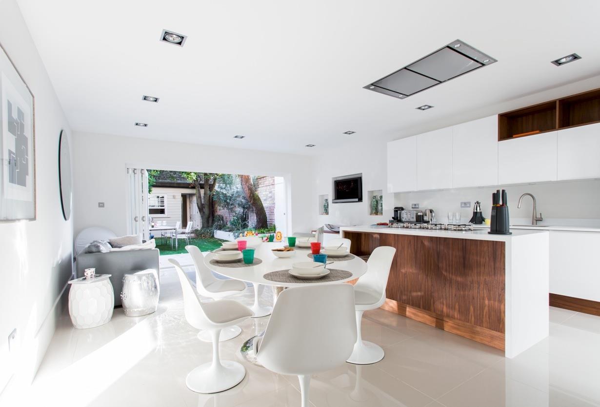 Mid Century Modern Kitchen Furniture Home Interior Exterior