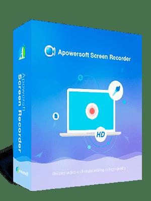 Apowersoft Screen Recorder Pro Box Imagen