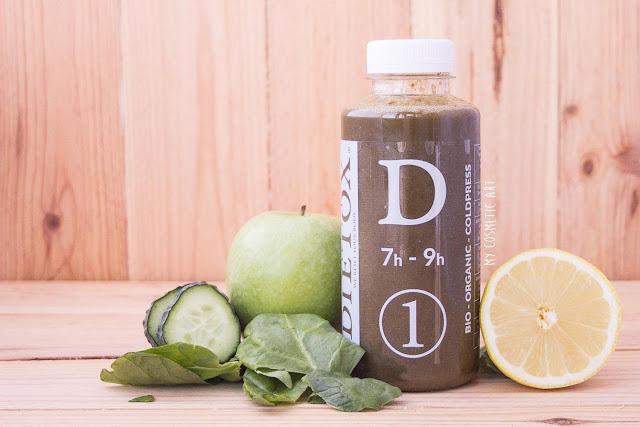Mi experiencia con Dietox: terapia de zumos ecológicos detox.