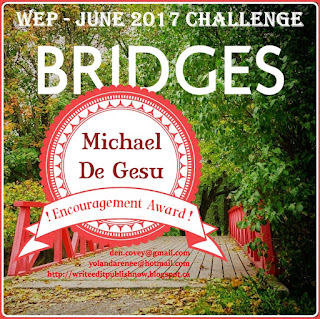 WEP AWARD FOR INVISIBLE BRIDGES
