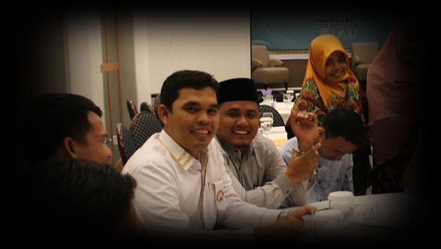 Sekjen Gerakan Anak Muda (GAMa) Riau, Darussalim