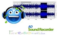 Adrosoft AD Sound Recoder v5.6.3 Latest Full