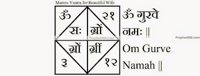 Hindu Voodoo Spell for Beautiful Wife