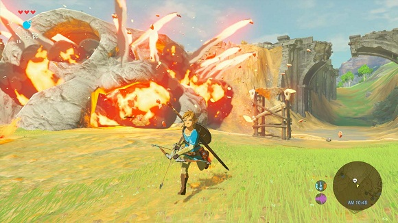 The Legend of Zelda Breath of the Wild PC Free Download Screenshot 2