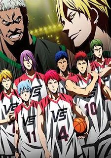Kuroko no Basket: Last Game 1  online