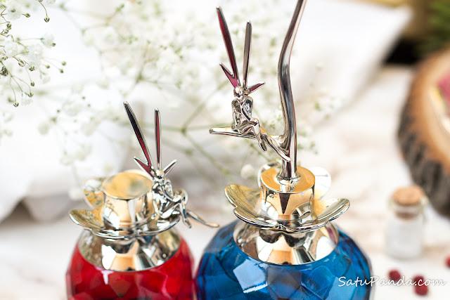 ягодные духи