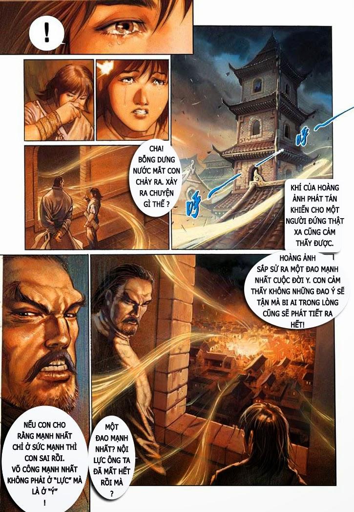 Phong Vân chap 325 - Trang 13