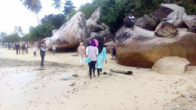 """Batu Kalang """" Laskar Pelanginya """" Sumatera Barat"""