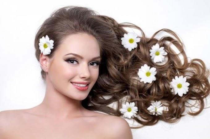 Tips Membuat Rambut Wangi Secara Alami