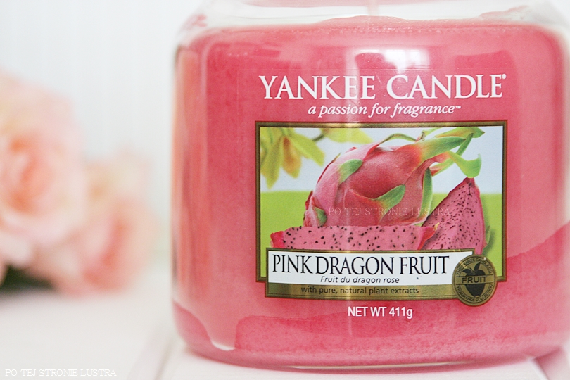 yankee candle pink dragon fruit opinie
