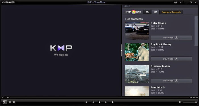 Download KMPlayer Final