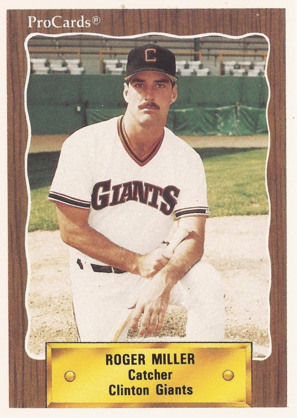 Roger Miller (baseball) The Greatest 21 Days Roger Miller Very Excited 2553