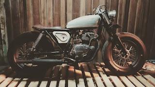 tangki original untuk motor custom anda