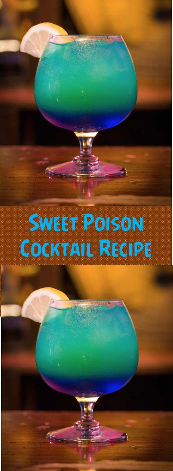 Sweet Poison Cocktail Recipe
