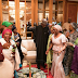 MPNAIJA GIST:Women at the villa are happy on news of PMB's arrival (photo)