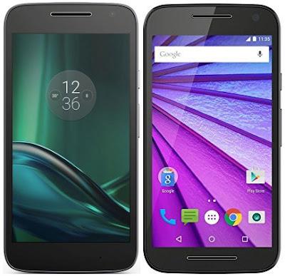 Motorola Moto G4 Play vs Motorola Moto G 16 GB (3ª Gen)