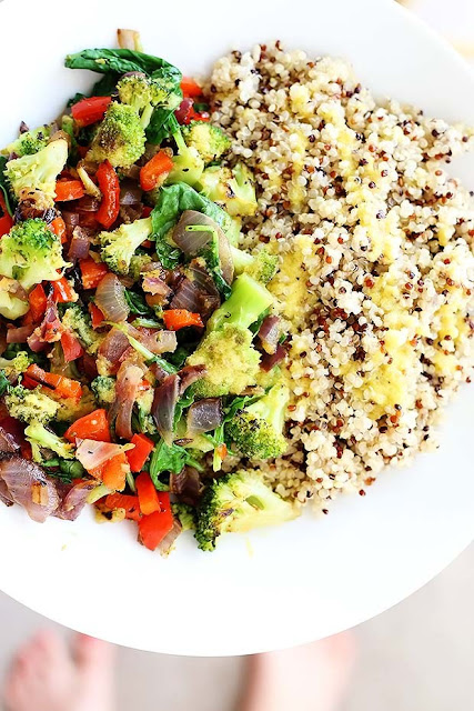 Superfood Quínoa Bowl