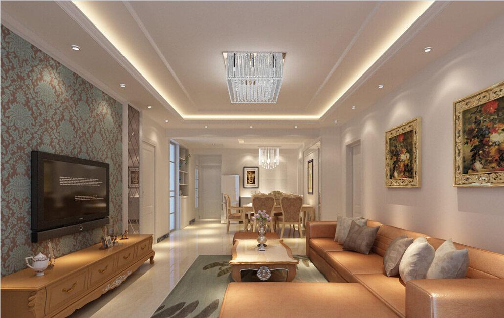 New gypsum ceiling design for living room 2020